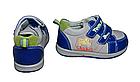 Дитячі кросівки демісезонні від Том М хлопчикові, розмір 21, устілка 13,7 см, фото 4