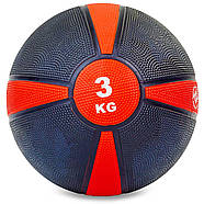 М'яч медичний медбол Zelart Medicine Ball 1-10кг., фото 8