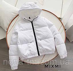 Модна куртка жіноча демісезонна