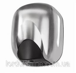 Сушарка для рук металева сатинова VAMA ECOSTREAM 1100 SF