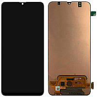LCD Samsung A705F/A70-2019 + touch Black (In-Cell)
