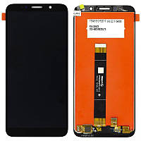 LCD Huawei Y5P (2020) + touch Black
