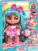 Лялька Кінді кідс Белла Боу Час друзів kindi kids Bella Bow Snack Time Friends 50116, фото 1