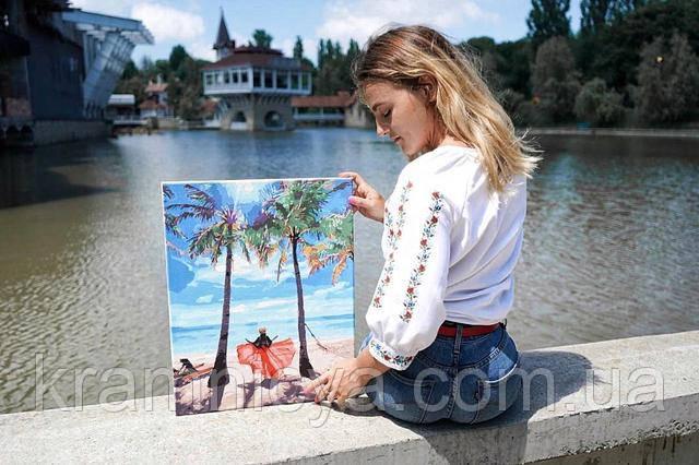 Картины по номерам купить в Украине