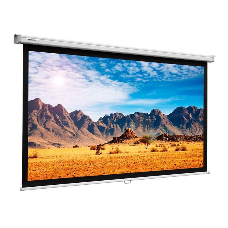"""Екран настінний Projecta 113"""" SlimScreen (183х240, 4:3) (10201072)"""