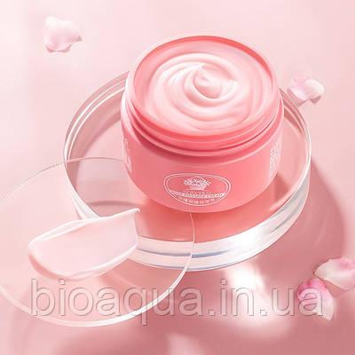 Крем массажный для лица Xin Lan Duo Rose Massage с экстрактом розы 70 g