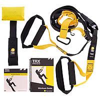 Петлі підвісні тренувальні TRX KIT FI-3723-02