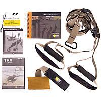 Петлі підвісні тренувальні TRX FORCE KIT FI-3722-01