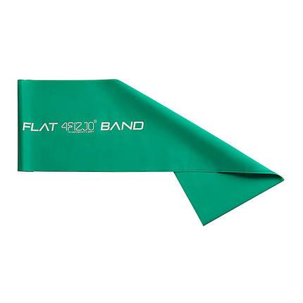 Стрічка-еспандер для спорту і реабілітації 4FIZJO Flat Band 200 х 15 см 5-8 кг 4FJ0005, фото 2