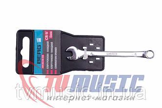 Ключ рожково-накидной Berg 48-300 (6 мм)