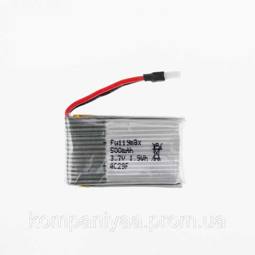 Аккумулятор Li-pol 500mAh 25C 3.7V