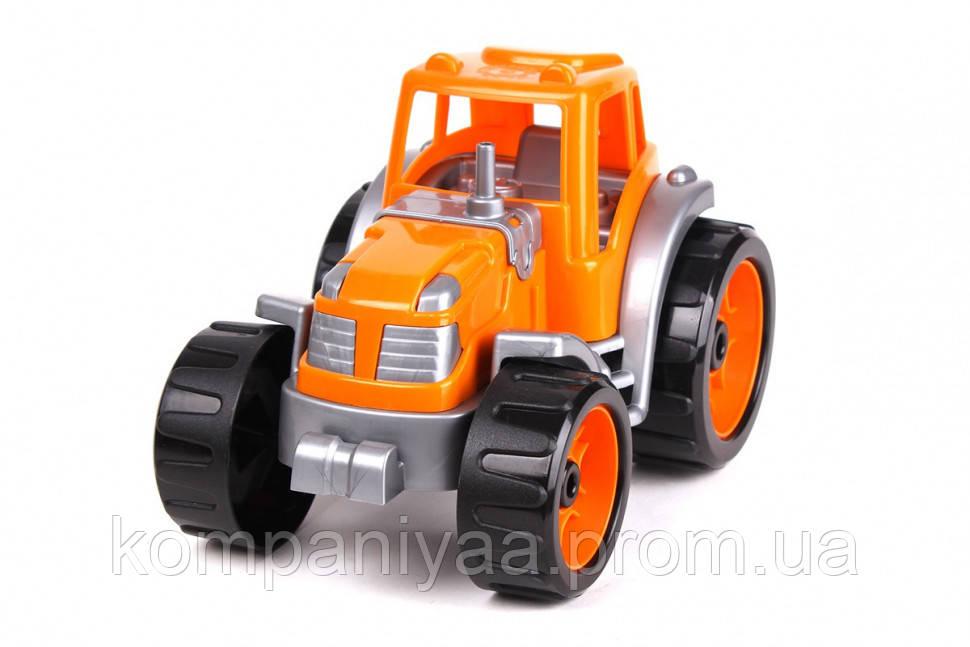 Трактор 3800TXK (Помаранчевий)