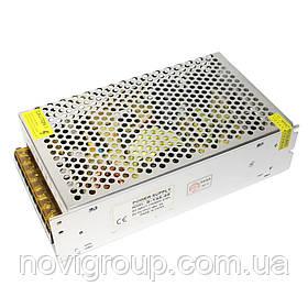 Імпульсний блок живлення 48В 3А (145Вт) перфорований (202 * 115 * 55) 0.66 кг (199 * 110 * 50)
