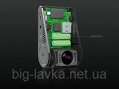 Автомобільний відеореєстратор Viofo 5 ГГц Wi-Fi Bluetooth Full Add Rear GPS