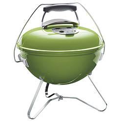 Гриль вугільний Smokey Joe Premium 37 см, зелений 1127704 WEBER