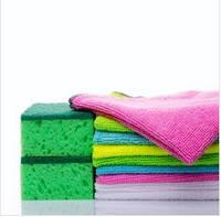 Микрофибра, губки, тряпки для мытья сушки и полировки авто