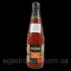 Соус Гунг солодко-гострий чилі Goong slodko-pikantny chili 700ml 6шт/ящ (Код : 00-00005666)