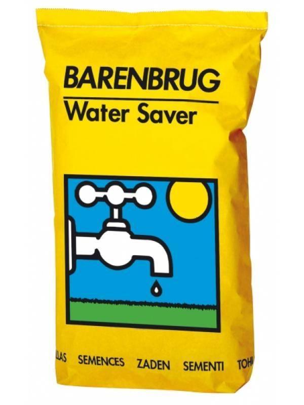 Газонна трава багатоцільова низькоросла Water Saver, 5 кг, Barenbrug