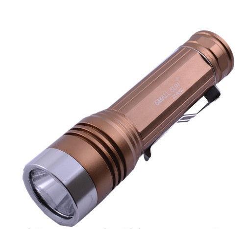 Оригинал! Аккумуляторный Фонарь Small Sun R837-XPE+6smd, USB power bank,