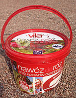 Минеральное удобрение для роз длительного действия Yara Vila 3 кг