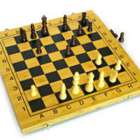 Шахматы для гурманов