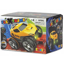 Машинка до гнучкого треку Флекстрим, жовта, Flextreme Smoby