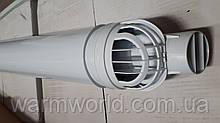 0020219516 Коаксиальная труба к газовому конденсационному котлу 60/100 PP Vaillant