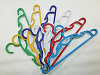 Плечики для детской одежды пластиковые 30*13 см 10 шт.