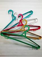 Плечики для одежды пластиковые 42*18 см