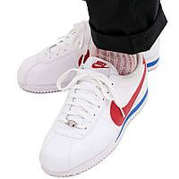 Оригинальные мужские кроссовки NIKE CORTEZ BASIC LEATHER SHOE (819719-103)