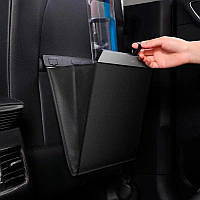 Автомобильный органайзер, контейней для мусора Baseus Large Car Garbage Can for Back Seat