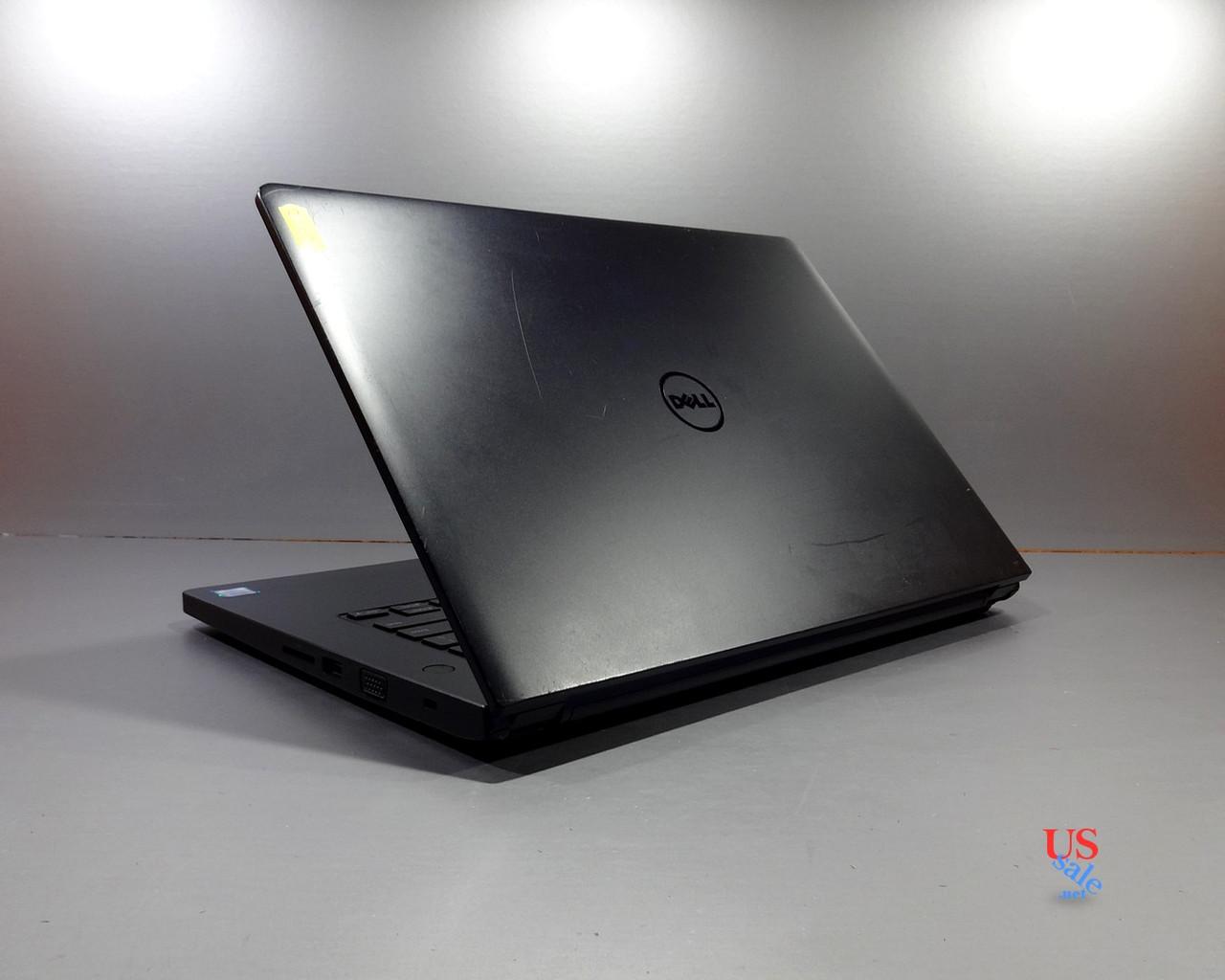 Ноутбук Dell Latitude 3470 14″, Intel Core i3-6100u 2.3Ghz, 16Gb DDR3, 500Gb. Гарантия!