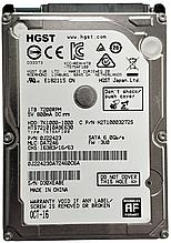 Жесткий диск HDD 1TB 7200rpm 32MB SATA III 2.5 Hitachi 7K1000-1000 HTS721010A9E630 D30XEABE
