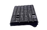 Бездротова клавіатура і Миша JEQANG JW-8100, фото 3