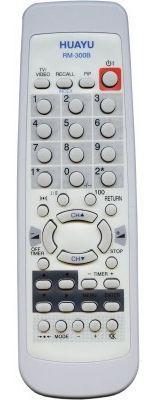Пульт универсальный Huayu Hitachi RM-300B(корпус CLE-947)