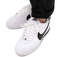 Оригинальные мужские кроссовки NIKE CORTEZ BASIC LEATHER SHOE (819719-100)
