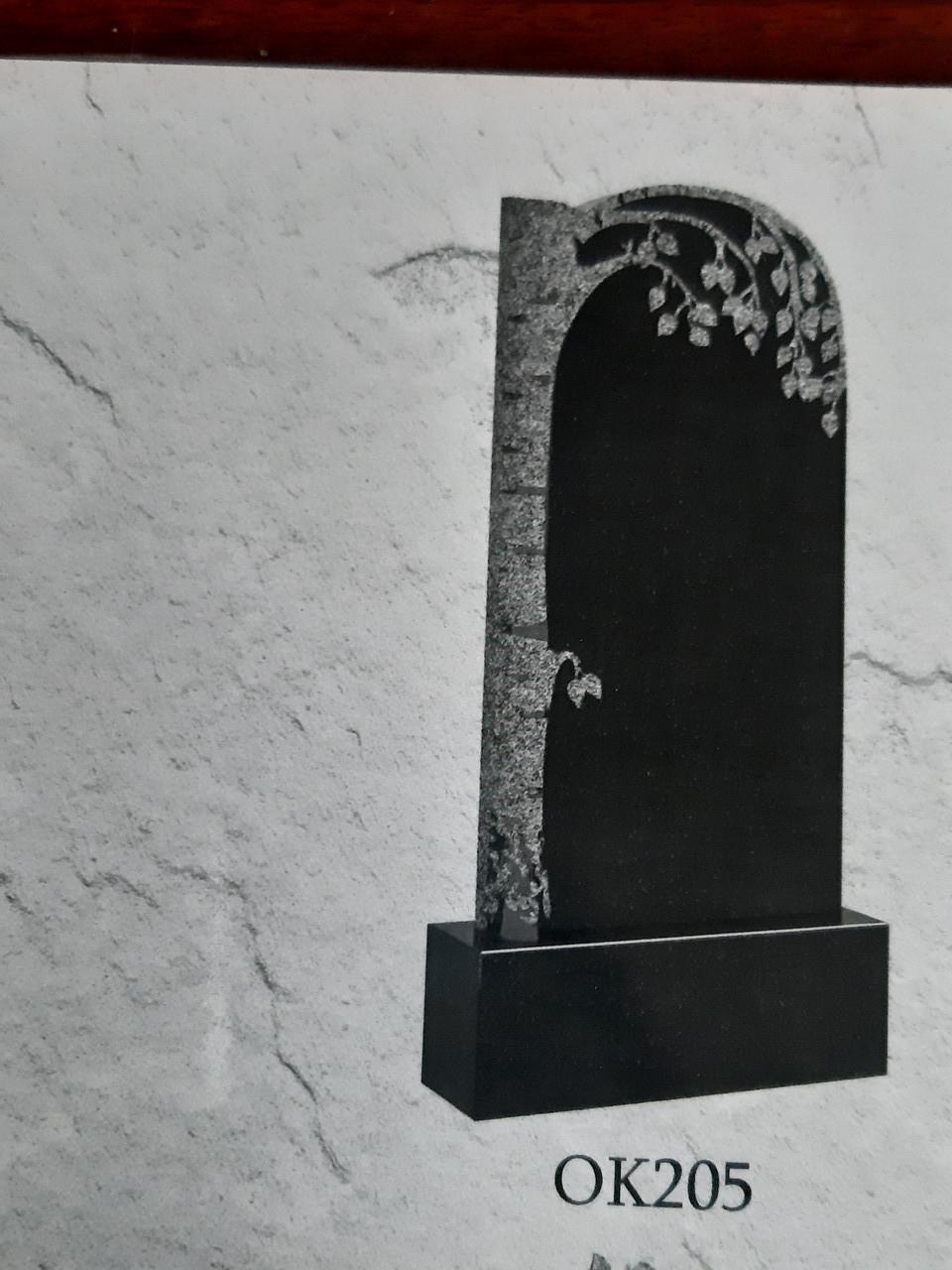Пам'ятник Гранітний БЕРЕЗА