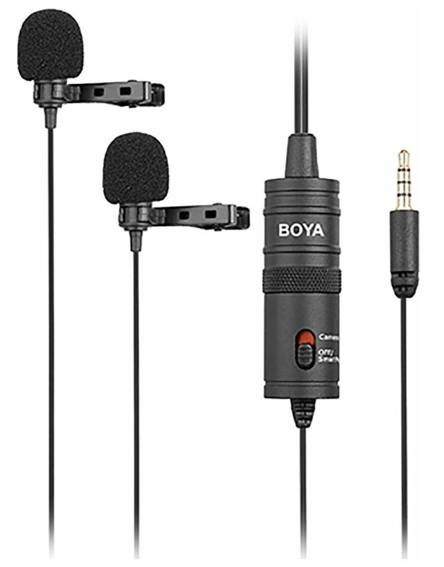 Мікрофон Boya BY-M1DM Black