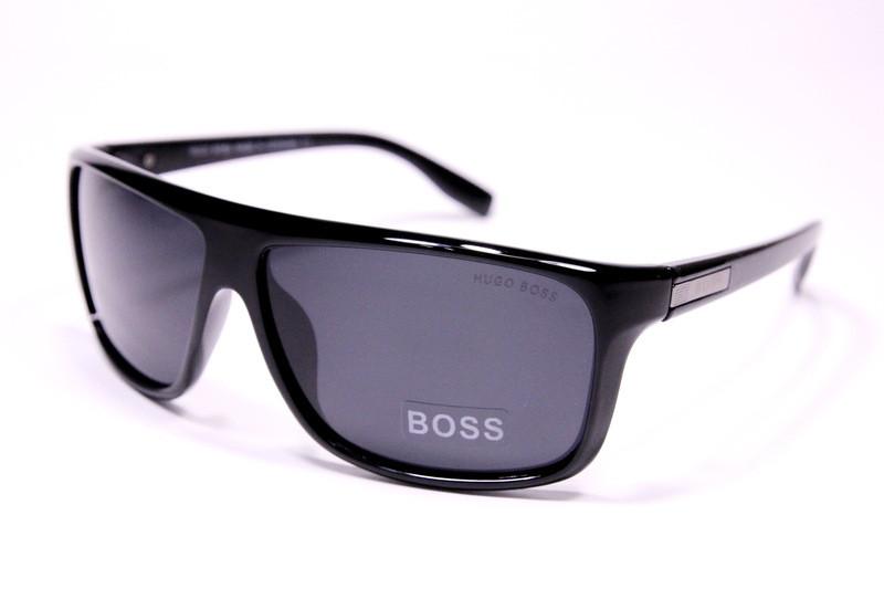 Чоловічі сонцезахисні окуляри Wayfarer Хьюго Бос P0513 C репліка з поляризацією
