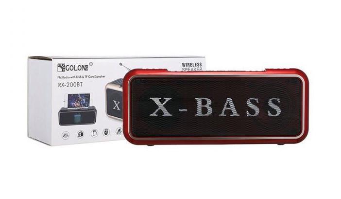 Радіо RX 200BT