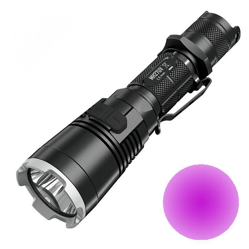 Фонарик Nitecore MH27UV (Сree XP-L HI V3 + ultraviolet LED)