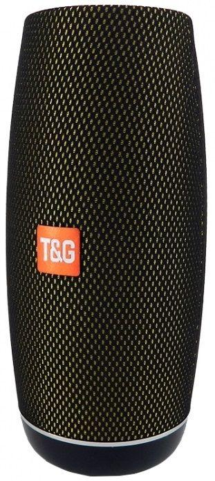 Колонки акустические T&G TG-108 Black/Gold