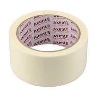 Лента клейкая Axent бумажная 48мм x 20м скотч малярный скотч (3148-A)