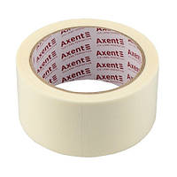 Стрічка клейка Axent паперовий скотч малярний 48ммХ20м 3148-А