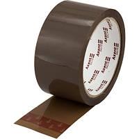 Стрічка клейка Axent пакувальний скотч 48ммх100ярд 40мкм корич D3032-02