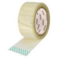 Лента клейкая Axent 48мм x 100ярд упаковочная прозрачный скотч (3042-01-A)