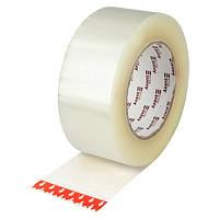 Стрічка клейка Axent пакувальний скотч 48ммх200ярд 40мкм прози D3034-01