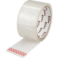 Стрічка клейка Axent пакувальний скотч 48ммх50ярд 40 мкм прози D3031-01