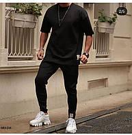 Чоловічий костюм футболка і штани 683 ЇМ