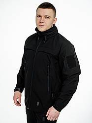 Куртка Ultimatum Patrol Чорна